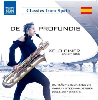 cover-de_profundis-xelo_giner-saxophonist
